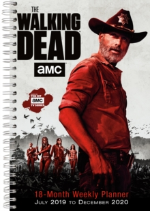 Walking Dead , the 2020 Weekly Diary Planner, Diary Book