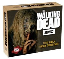 Walking Dead(R) Amc Daily Trivia Challenge 2020 Day-to-Day Calendar, Calendar Book