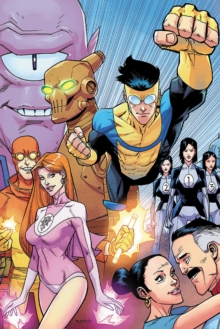 Invincible: The Ultimate Collection Volume 11, Hardback Book