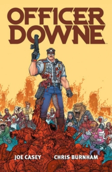 Officer Downe, Paperback / softback Book