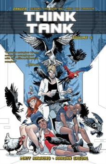 Think Tank Volume 5: Animal, Paperback Book