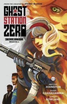 Ghost Station Zero, Paperback Book