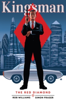Kingsman: The Red Diamond, Paperback Book