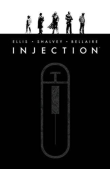 Injection Deluxe Edition Volume 1, Hardback Book