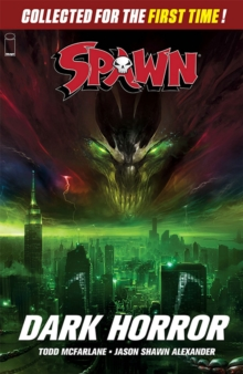 Spawn: Dark Horror, Paperback / softback Book