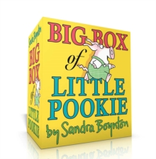 Big Box of Little Pookie : Little Pookie; What's Wrong, Little Pookie?; Night-Night, Little Pookie; Happy Birthday, Little Pookie; Let's Dance, Little Pookie; Spooky Pookie, Board book Book