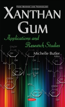 Xanthan Gum : Applications & Research Studies, Hardback Book