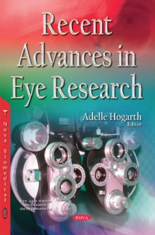 Recent Advances in Eye Research, Paperback Book