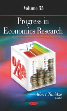 Progress in Economics Research : Volume 35, Hardback Book