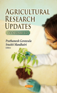 Agricultural Research Updates : Volume 17, Hardback Book