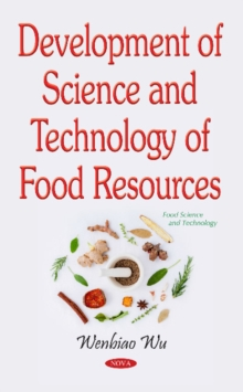 Development of Science & Technology of Food Resources, Hardback Book