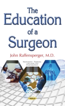Education of a Surgeon, Paperback Book
