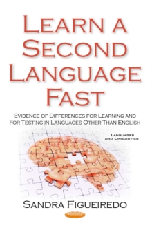 Learn a Second Language First : A Guide for L2 Research in the Context of Languages Other than English, Paperback Book