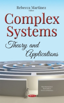 Complex Systems : Theory & Applications, Paperback Book