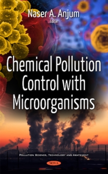 Chemical Pollution Control with Microorganisms, Hardback Book