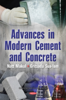 Advances in Modern Cement & Concrete, Hardback Book