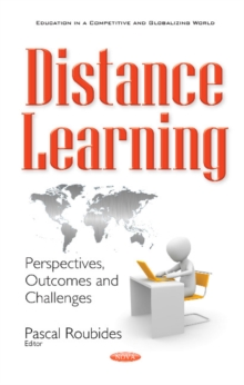 Distance Learning : Perspectives, Outcomes & Challenges, Hardback Book