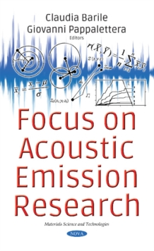 Focus on Acoustic Emission Research, Hardback Book