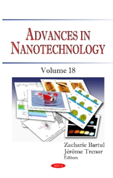 Advances in Nanotechnology : Volume 18, Hardback Book