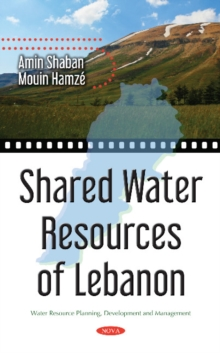Shared Water Resources of Lebanon, Paperback Book