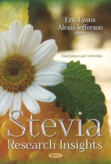 Stevia : Research Insights, Paperback Book