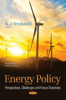 Energy Policy : Perspectives, Challenges and Future Directions, Paperback / softback Book