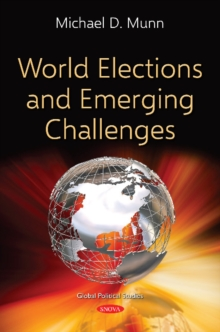 World Elections and Emerging Challenges, Paperback / softback Book