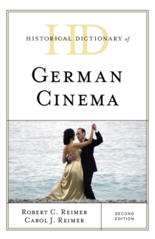 Historical Dictionary of German Cinema, EPUB eBook