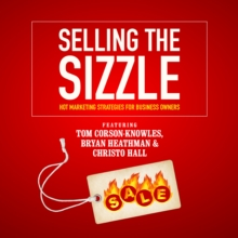Selling the Sizzle, eAudiobook MP3 eaudioBook
