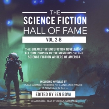 The Science Fiction Hall of Fame, Vol. 2-B, eAudiobook MP3 eaudioBook