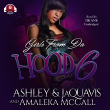 Girls from da Hood 6, eAudiobook MP3 eaudioBook