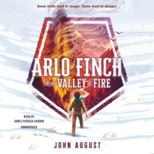 Arlo Finch in the Valley of Fire, eAudiobook MP3 eaudioBook