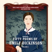 Fifty Poems of Emily Dickinson, eAudiobook MP3 eaudioBook