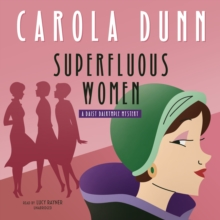 The Superfluous Women : A Daisy Dalrymple Mystery, eAudiobook MP3 eaudioBook