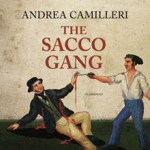 The Sacco Gang, eAudiobook MP3 eaudioBook