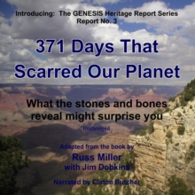 371 Days That Scarred Our Planet : What the Stones and Bones Reveal Might Surprise You, eAudiobook MP3 eaudioBook