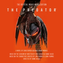 The Predator, eAudiobook MP3 eaudioBook