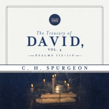 The Treasury of David, Vol. 4, eAudiobook MP3 eaudioBook