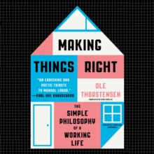 Making Things Right, eAudiobook MP3 eaudioBook