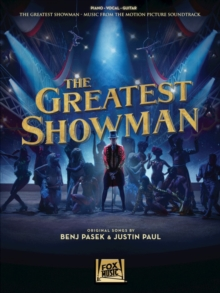 The Greatest Showman - Piano, Vocal & Guitar, Paperback Book