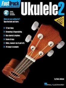 FASTTRACK UKULELE METHOD BOOK 2, Paperback Book