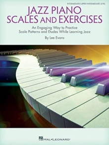 Jazz Piano Scales And Exercises, Paperback / softback Book