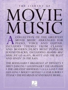 The Library Of Movie Music (PVG), Paperback / softback Book