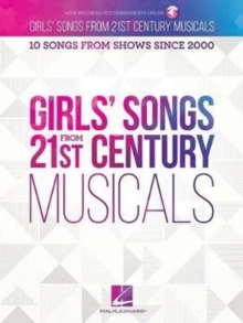 GIRLS SONGS FROM 21ST CENTURY MUSICALS, Paperback Book