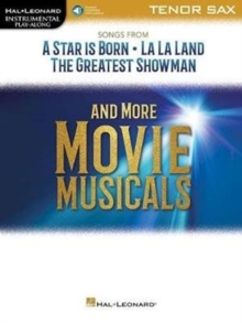 SONGS FROM A STAR IS BORN & MORE MOVIE M, Paperback Book