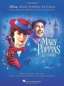 Mary Poppins Returns : Music From The Motion Picture Soundtrack (PVG), Paperback / softback Book