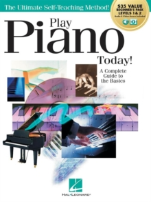 PLAY PIANO TODAY ALLINONE BEGINNERS PACK, Paperback Book