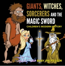 Giants, Witches, Sorcerers and the Magic Sword | Children's Arthurian Folk Tales, EPUB eBook