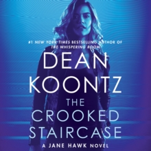 The Crooked Staircase : A Jane Hawk Novel, eAudiobook MP3 eaudioBook