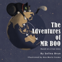 The Adventures of Mr Boo, Hardback Book